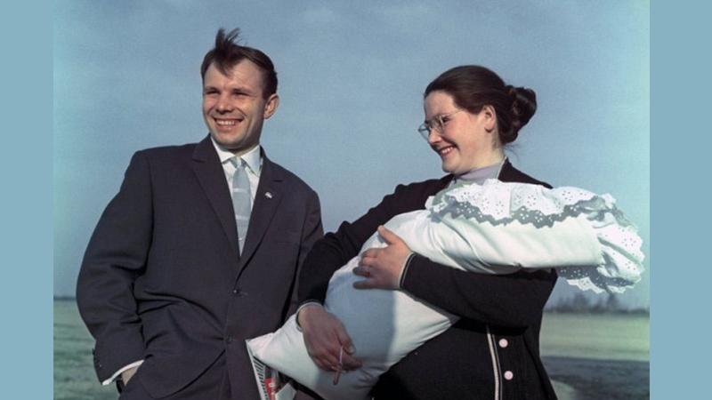 Любимые женщины Юрия Гагарина. Реквием по герою.