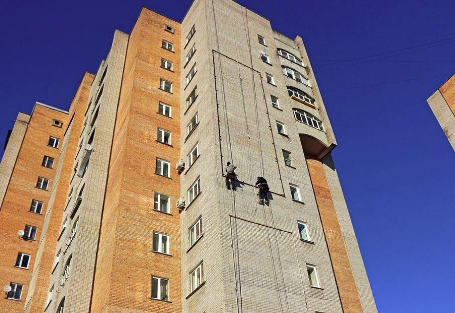 Темп роста ввода жилья в Нижегородской области увеличился