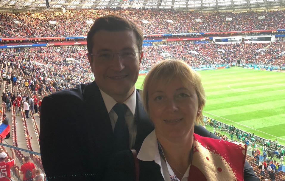 «Феерическая игра». Глеб Никитин поделился впечатлениями от победного мачта сборной России