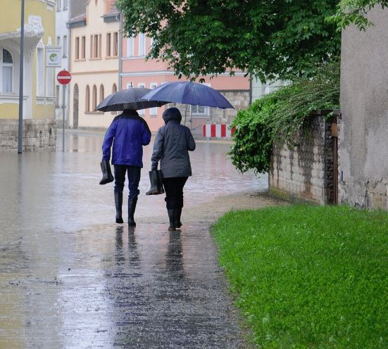 Нижегородцев ждут дождливые выходные