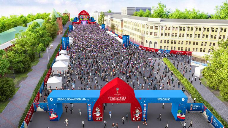 На открытии Фестиваля болельщиков FIFA в Нижнем Новгороде выступит группа «Уматурман»