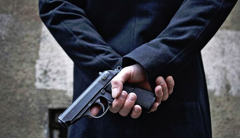 Вооруженный пенсионер пытался ограбить ресторан в Нижнем Новгороде