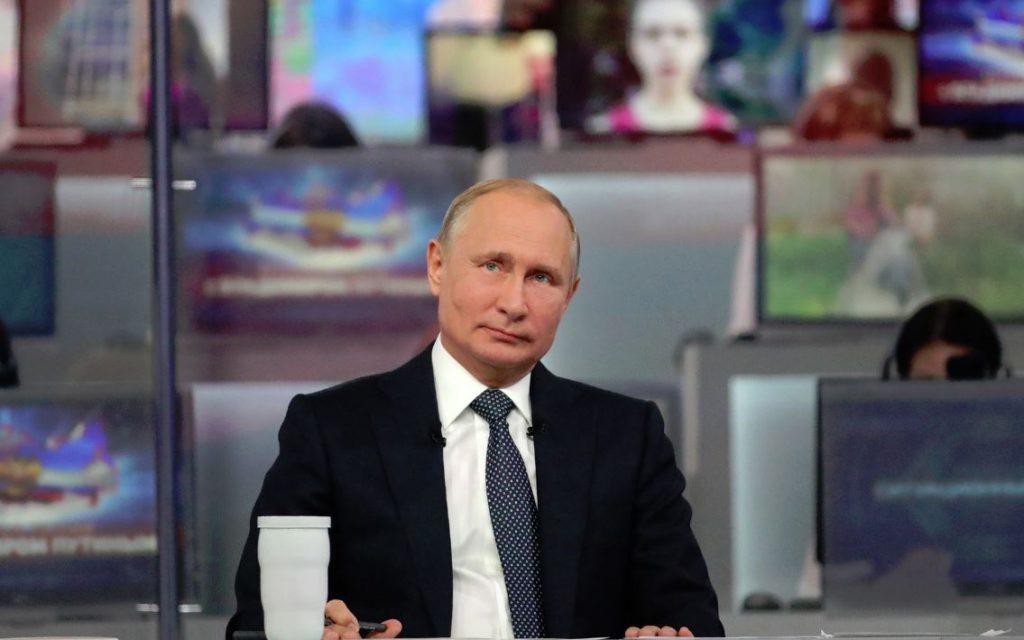 На прямой линии президент Владимир Путин рассказал, как мы будем жить дальше