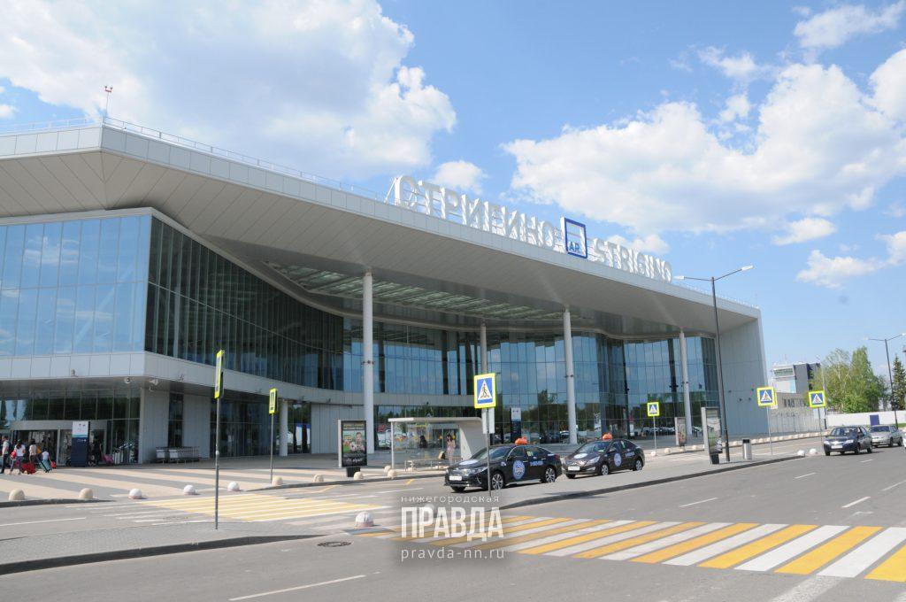 125 тысяч пассажиров слетали на курорты из аэропорта «Стригино» этим летом