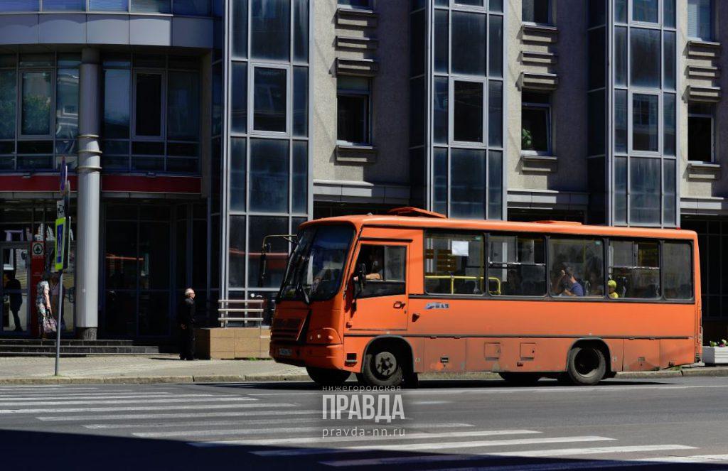 Движение общественного транспорта временно изменится в Нижнем Новгороде