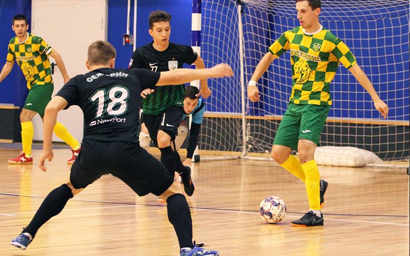 МФК «Оргхим» одержал победу в I-м этапе Кубка России по мини-футболу
