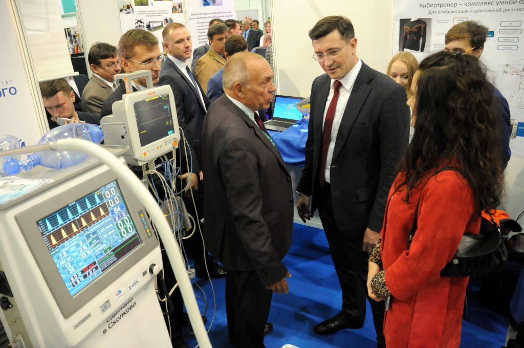 Глеб Никитин: «Нижегородская область будет реализовывать более 30 флагманских IT-проектов»