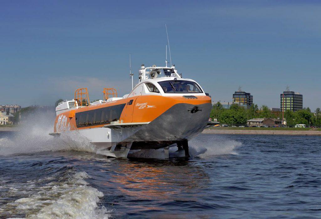 В Нижегородской области возрождают водный транспорт