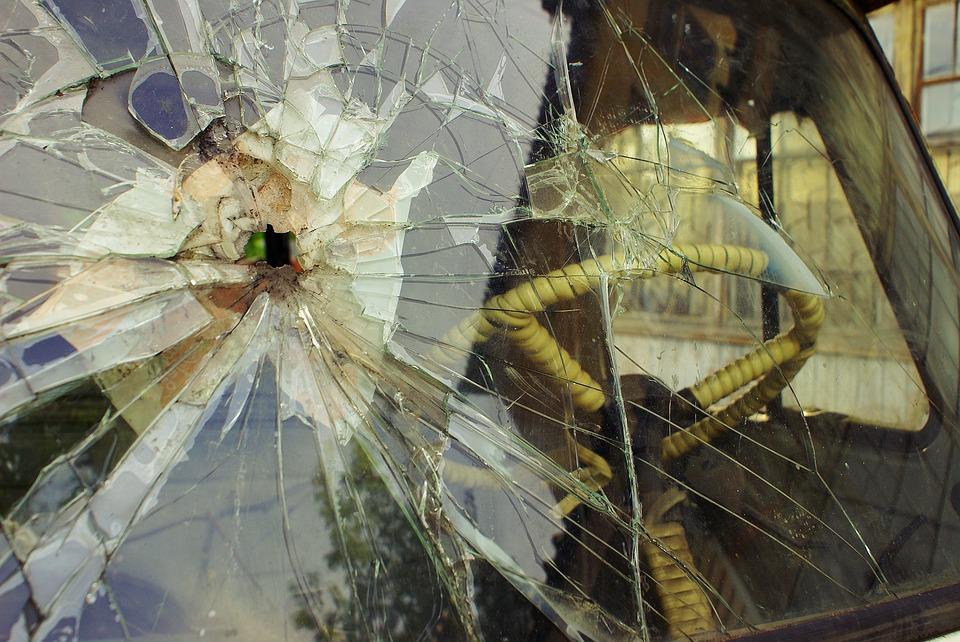 Автобус обстреляли в Нижнем Новгороде