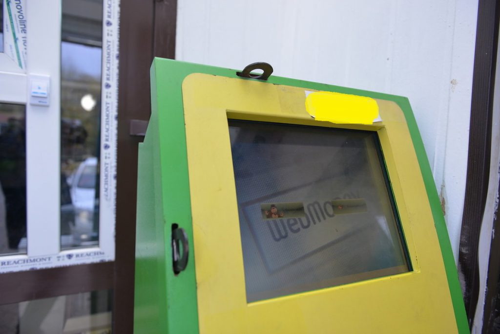 Джекпот. В Нижнем Новгороде игровые автоматы маскируют под терминалы оплаты