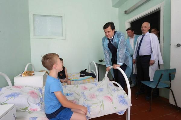27 млн рублей выделят на капитальный ремонт ЦРБ в Арзамасе
