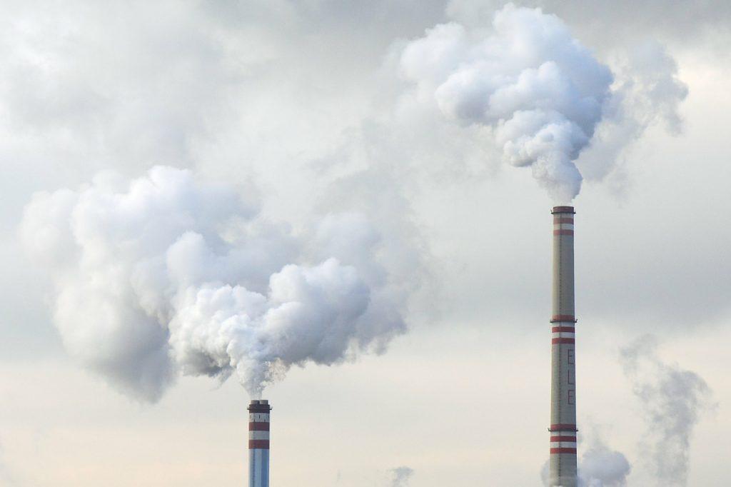 В Дзержинске появился резкий запах химикатов