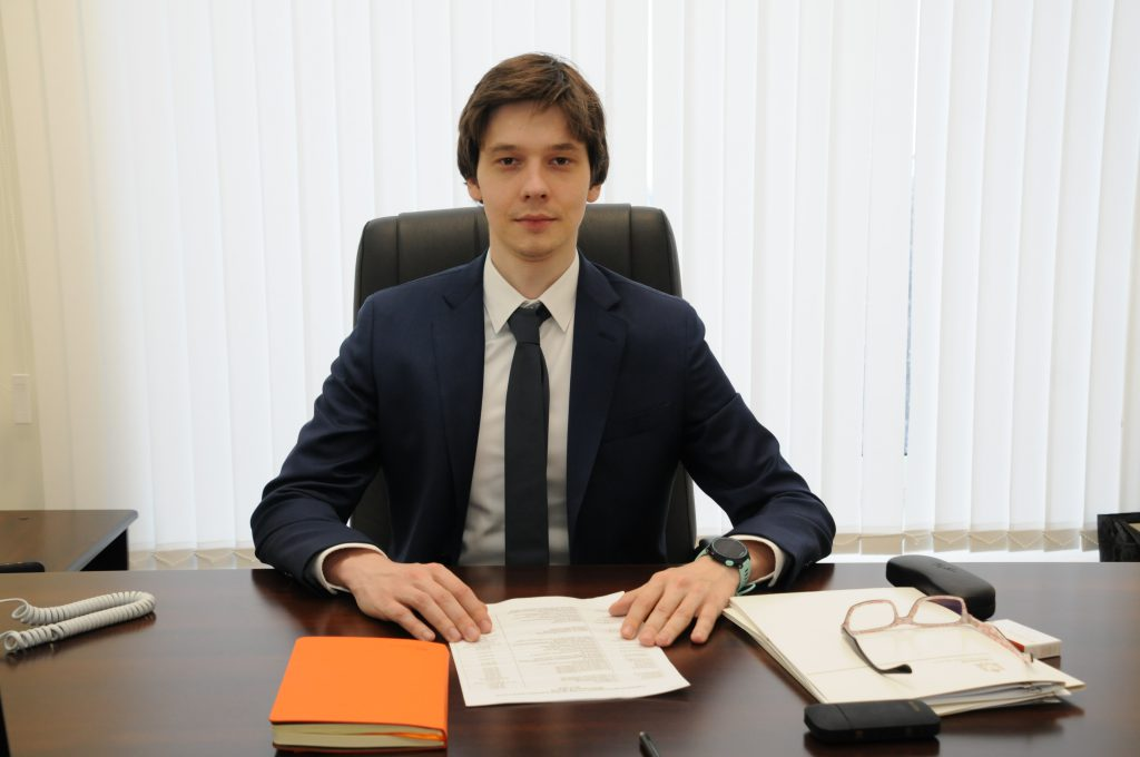 Игорь Зотов назначен руководителем аппарата Правительства Нижегородской области