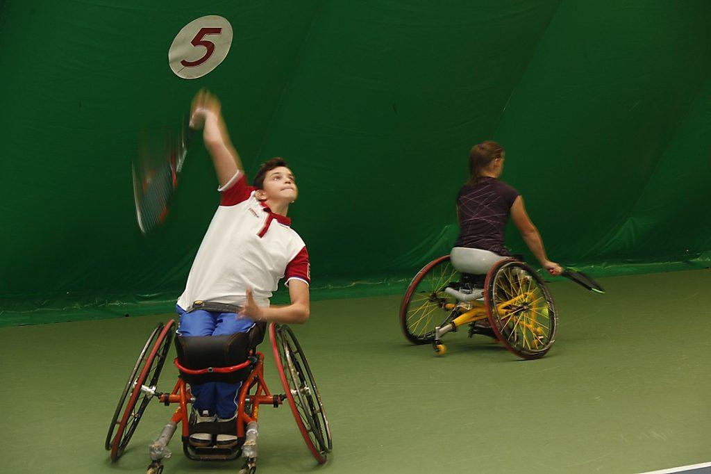 Чемпионат России по теннису на колясках завершился в Нижнем Новгороде