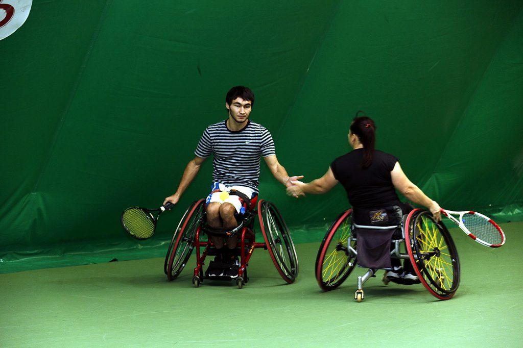 Где мужество, там и мастерство. Чемпионат России по теннису на колясках стартовал в Нижнем Новгороде