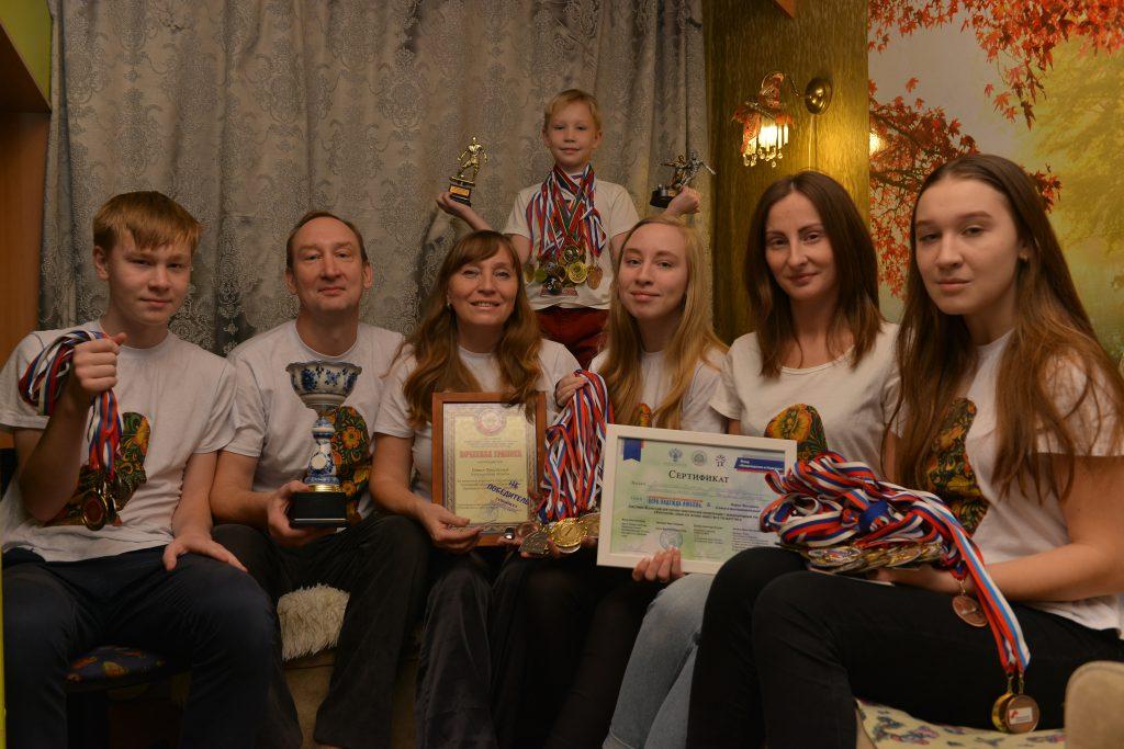 Нижегородская семья победила на международном конкурсе