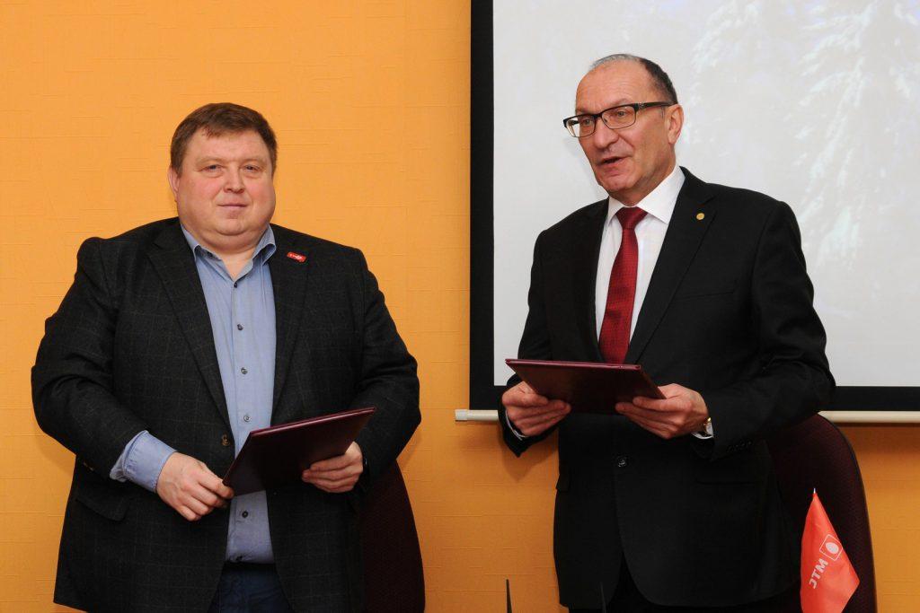 НГТУ и МТС объявили о стратегическом партнерстве в области цифровизации высшего образования