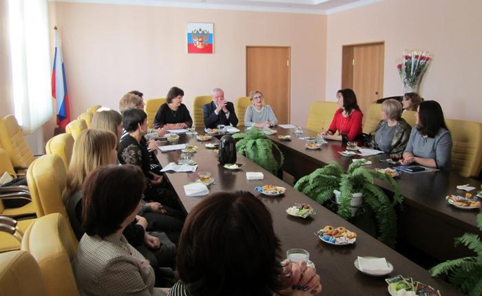 Наталья Назарова: «На поддержку материнства и детства выделены дополнительные средства»