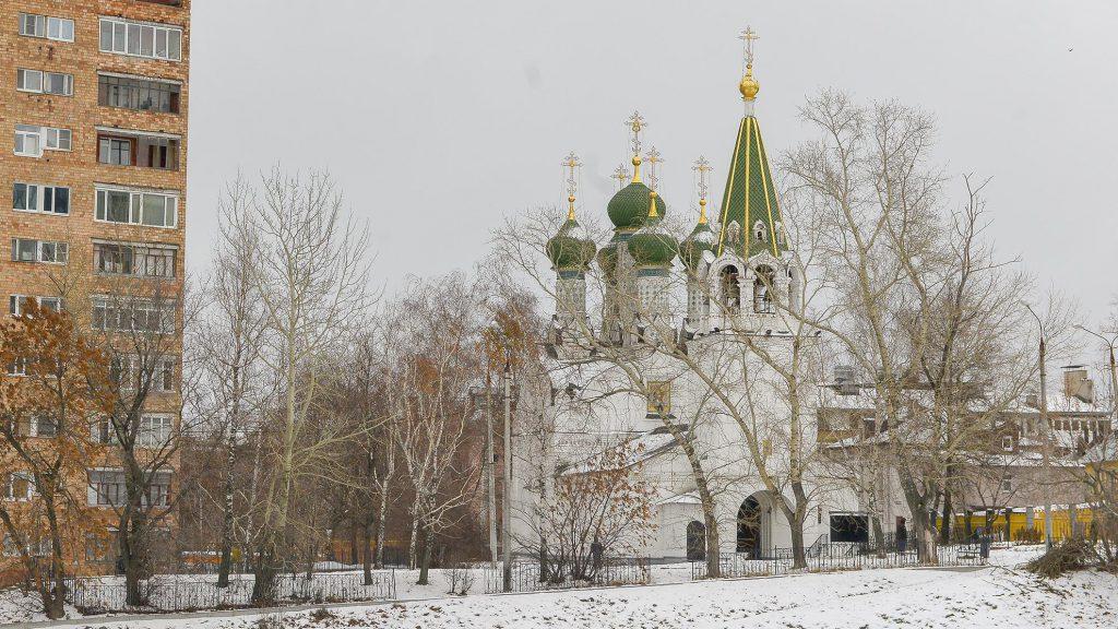 Нижегородцы верят в Президента, армию и православную церковь