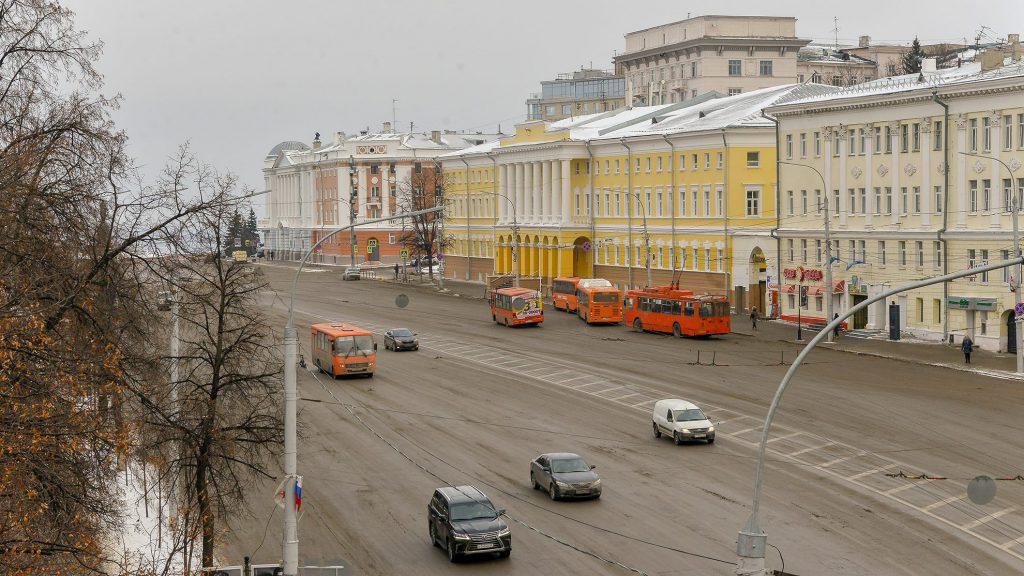 Движение в центре Нижнего Новгорода перекроют 19 апреля
