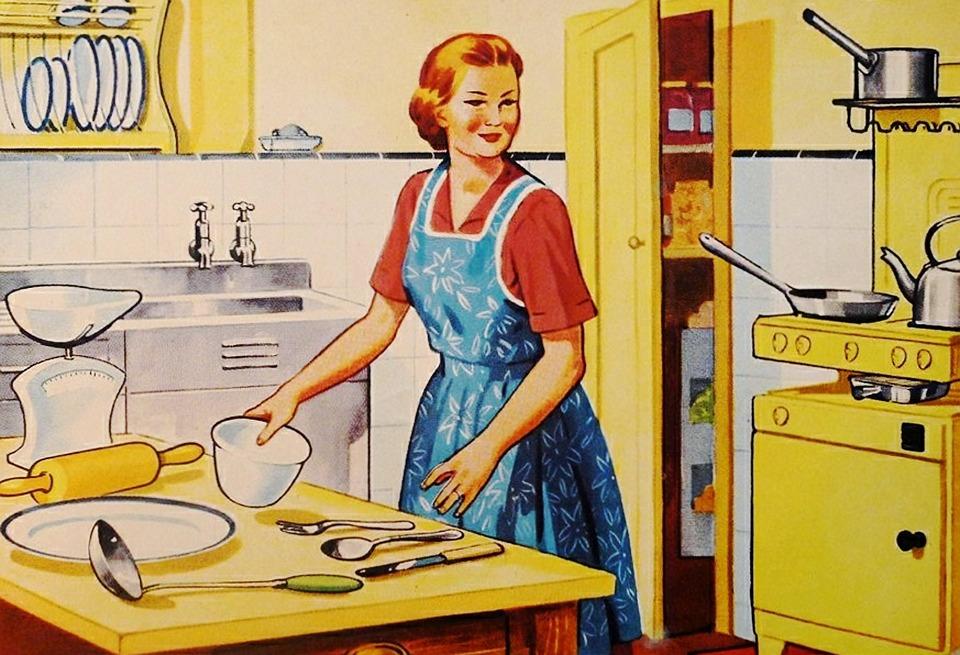 Должна ли жена быть хорошей хозяйкой?