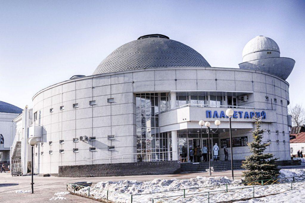 В Нижегородском планетарии откроется Эйнштейновская школа