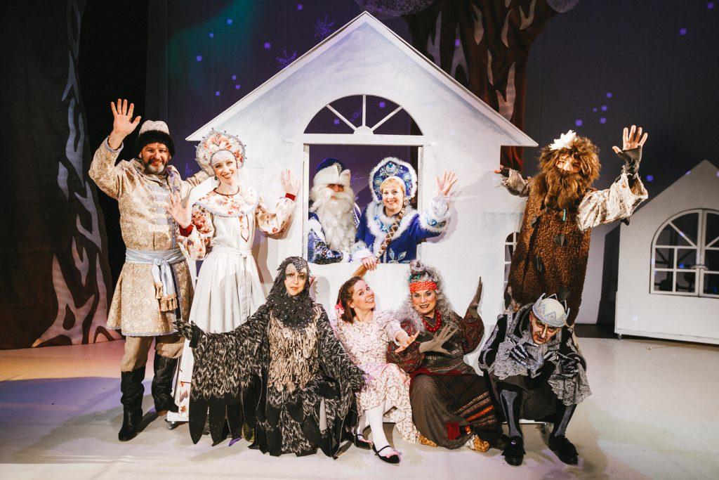 Опубликована подробная программа новогодних представлений в Нижегородской области