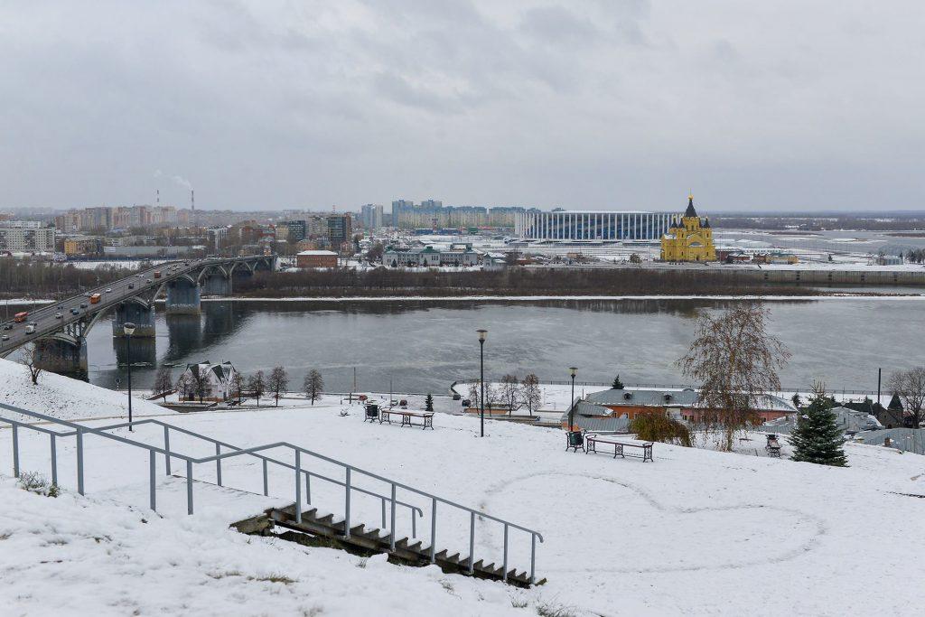 С новым парком. «Зеленые зоны» преобразятся в Нижнем Новгороде
