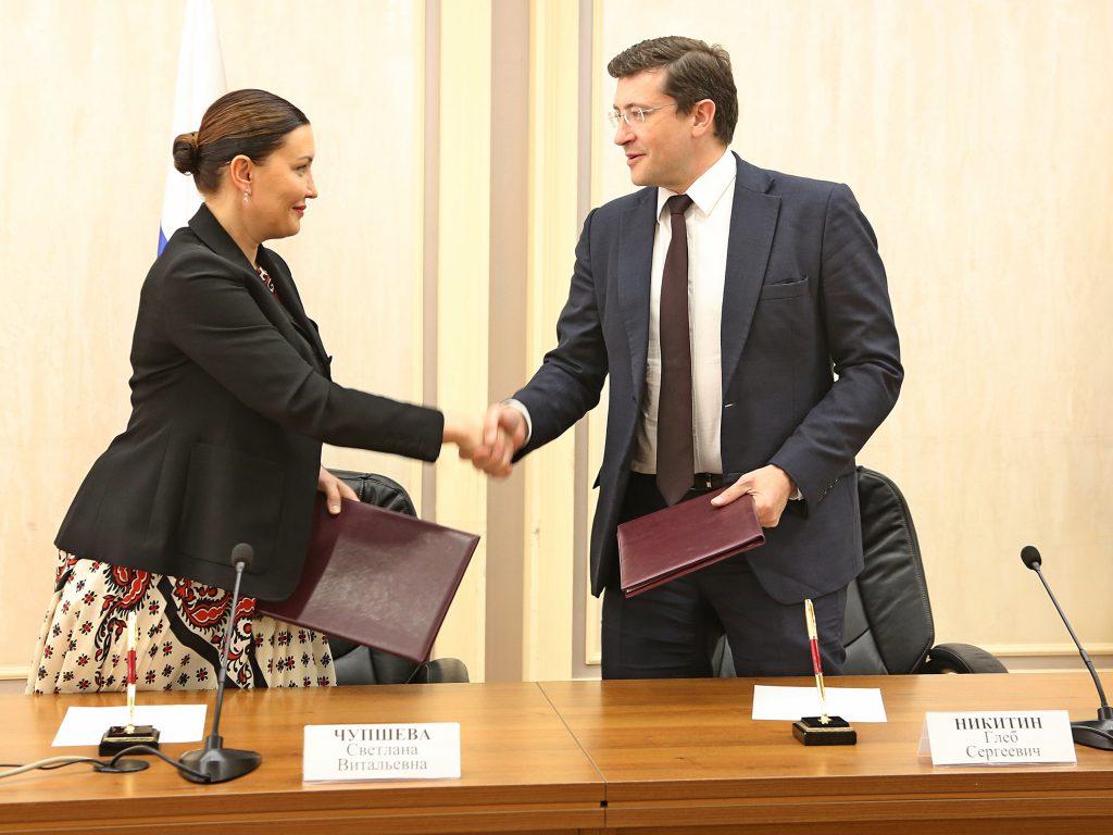 Целевой отбор проектов «100 лидеров развития социальной сферы» стартовал в Нижегородской области