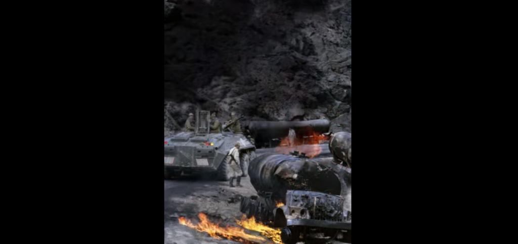 Мобильный сериал Афган.Оnline сняли к 30-летнему юбилею вывода советских войск из Афганистана