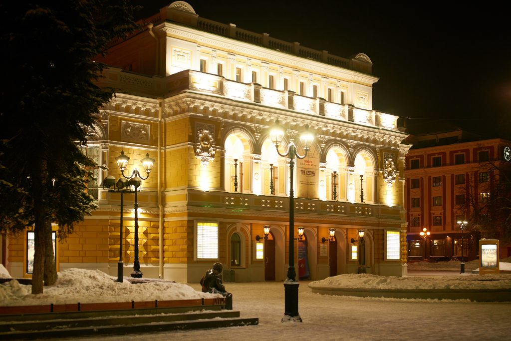 Нижний Новгород вошел в ТОП-10 городов с лучшими театрами