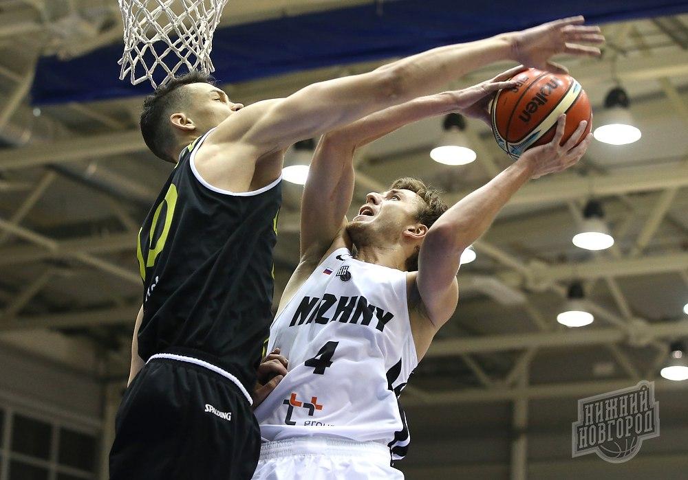 БК «Нижний Новгород» поборется за участие в финале Лиги Чемпионов