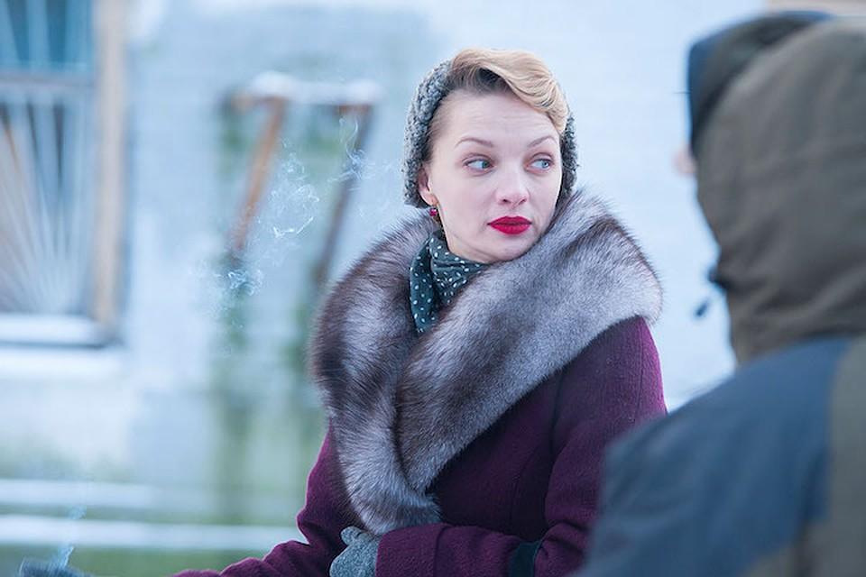 Екатерина Вилкова сыграла разведчицу в новом сериале на Первом канале