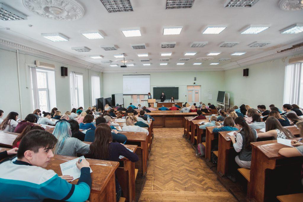 Текст «Тотального диктанта» в Нижегородском институте управления – филиале РАНХиГС прочитали известные актеры