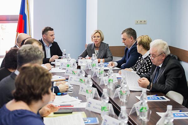 В Нижнем Новгороде обсудили вопросы оказания паллиативной помощи жителям региона