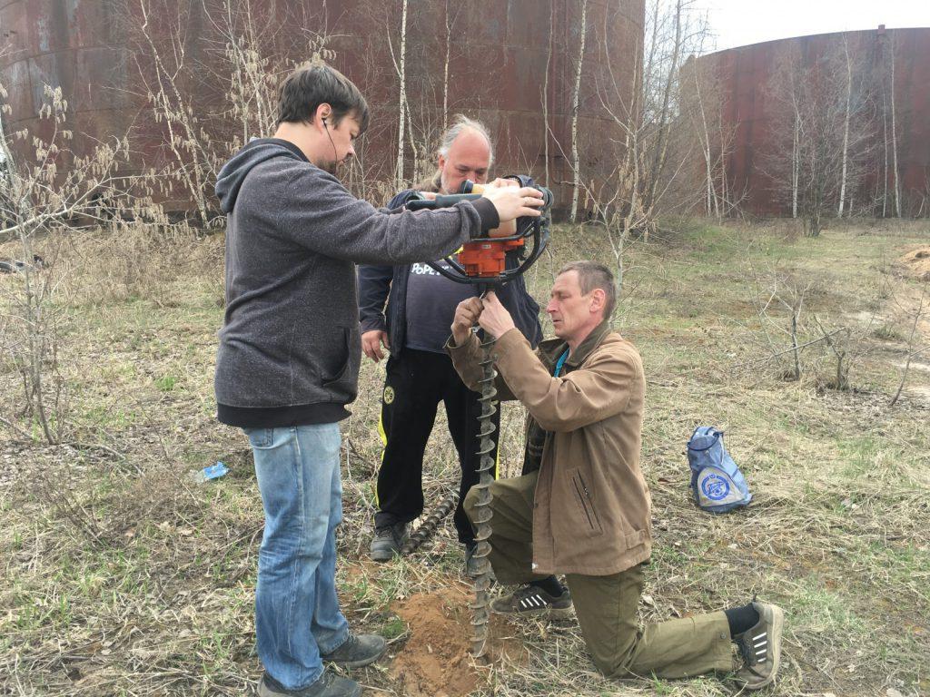 «Институт водных проблем РАН» приступил кобследованию Бурнаковской низины