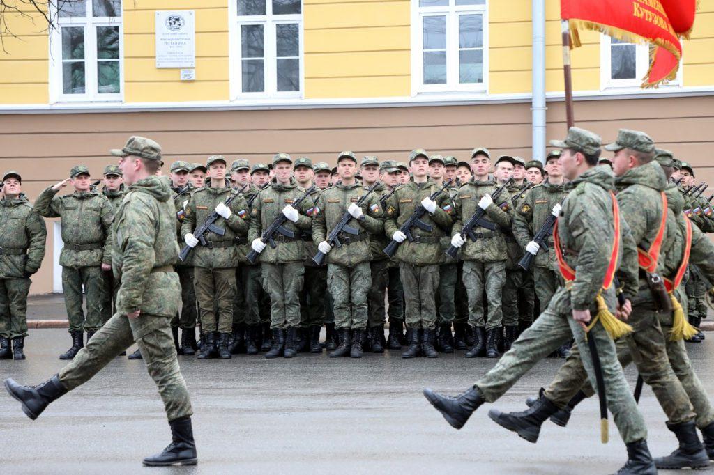 ВНижнем Новгороде состоится первая совместная репетиция парада Победы
