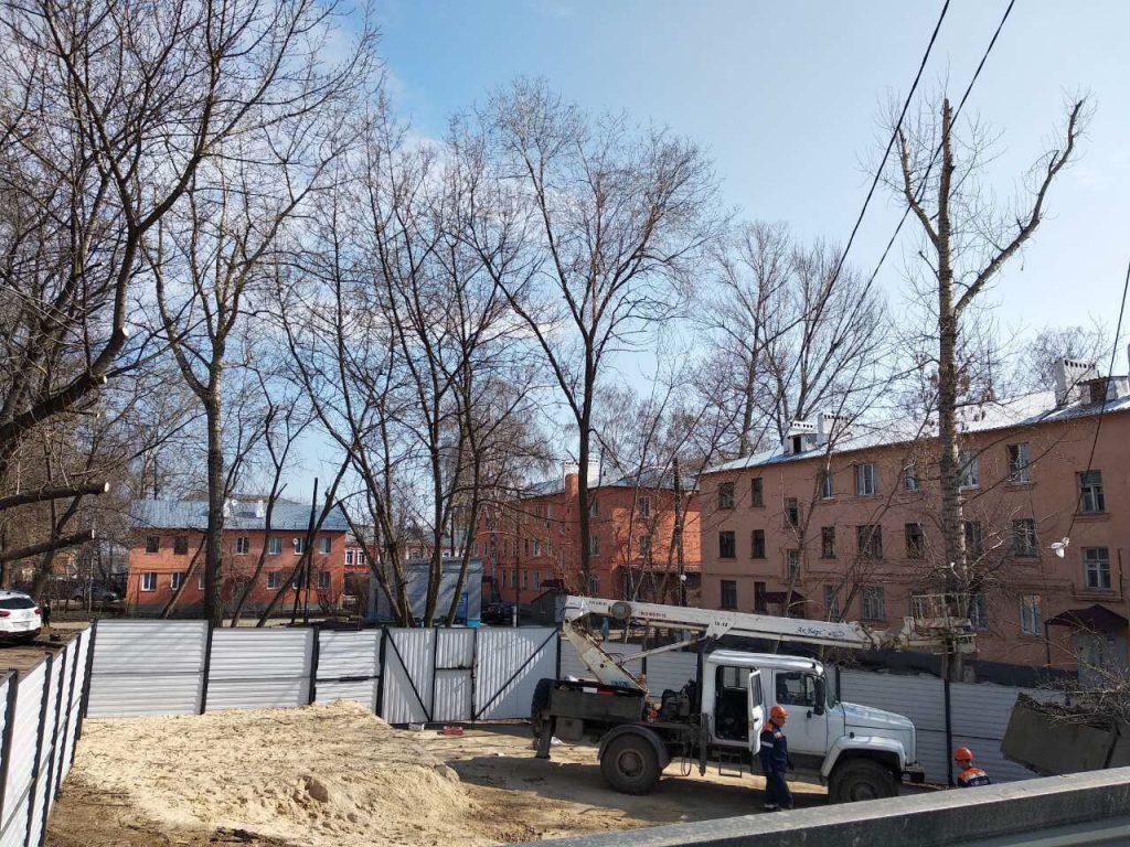 Судьбу нашумевшей стройки на улице Мануфактурной обсудили в Нижнем Новгороде