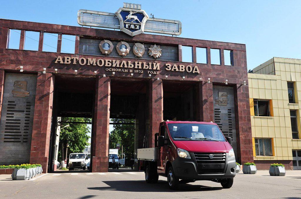 Остановку транспорта ограничат около проходной ГАЗа (СХЕМА)