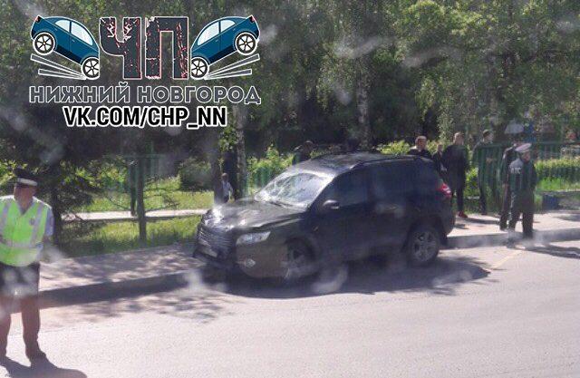Опубликованы фото смертельного ДТП на Автозаводе