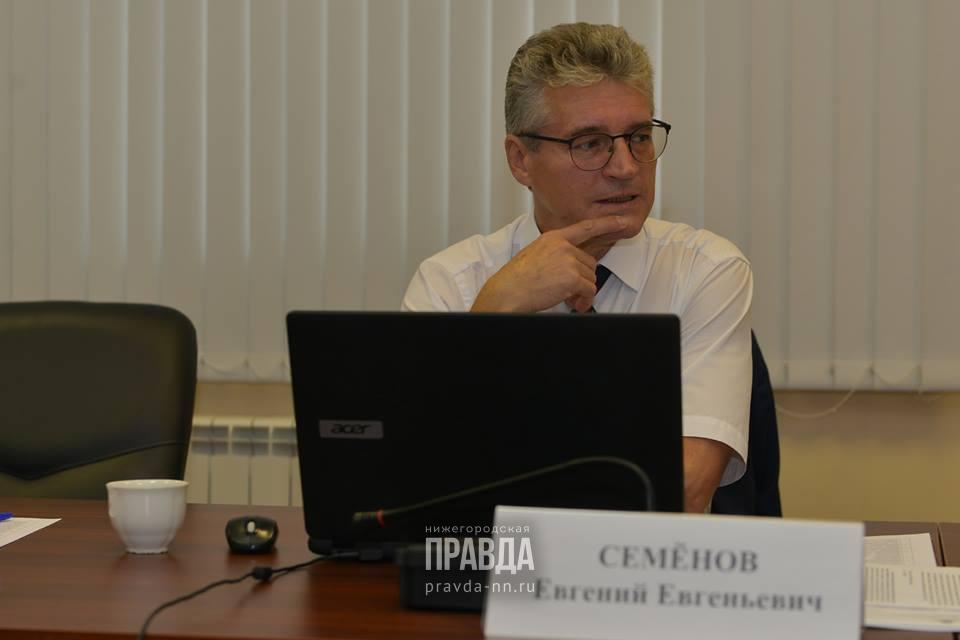 Евгений Семенов: «Общероссийское голосование – это реальный инструмент участия граждан в управлении страной»