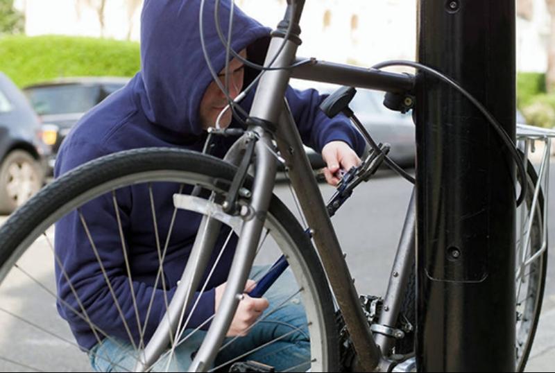 Специалисты рассказали, как не стать жертвой похитителей велосипедов