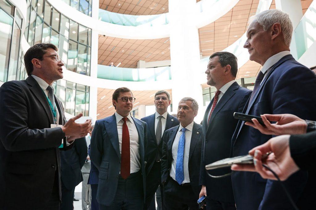 Глеб Никитин: «Рассчитываем, что нижегородские вузы будут выпускать до3 тысяч IT-специалистов вгод к2024 году»