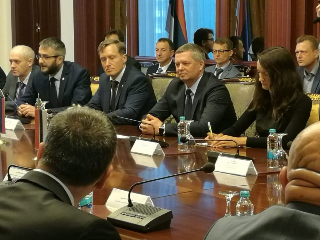 Дни Нижегородской области открылись вРеспублике Сербской