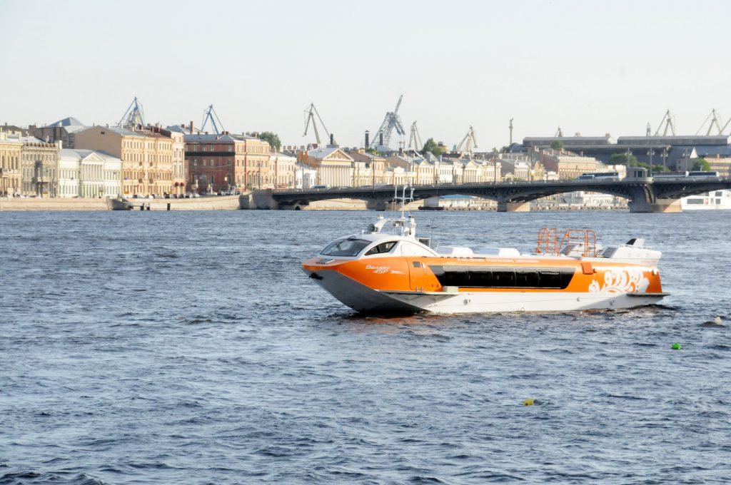 В Нижегородской области возродят речные перевозки