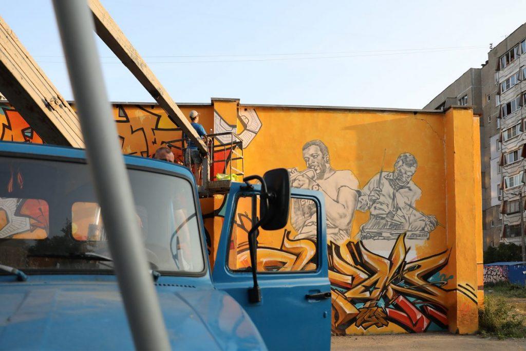 «Культурный код» в Нижнем: завершается голосование за право провести Международный фестиваль уличного искусства
