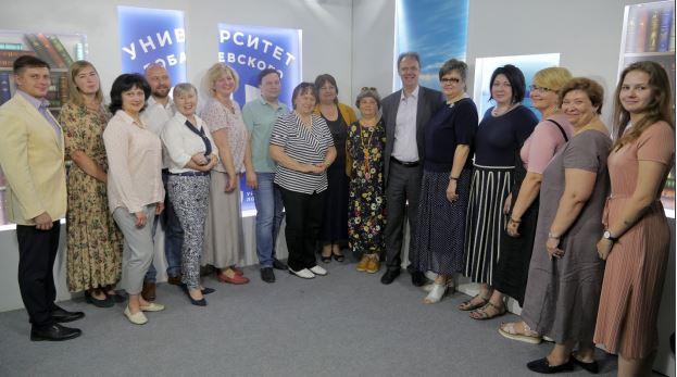 В Нижнем Новгороде появится первый университетский гуманитарный класс