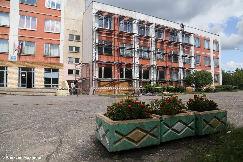 Расходы на ремонт нижегородских школ и детских садов увеличат в 7 раз