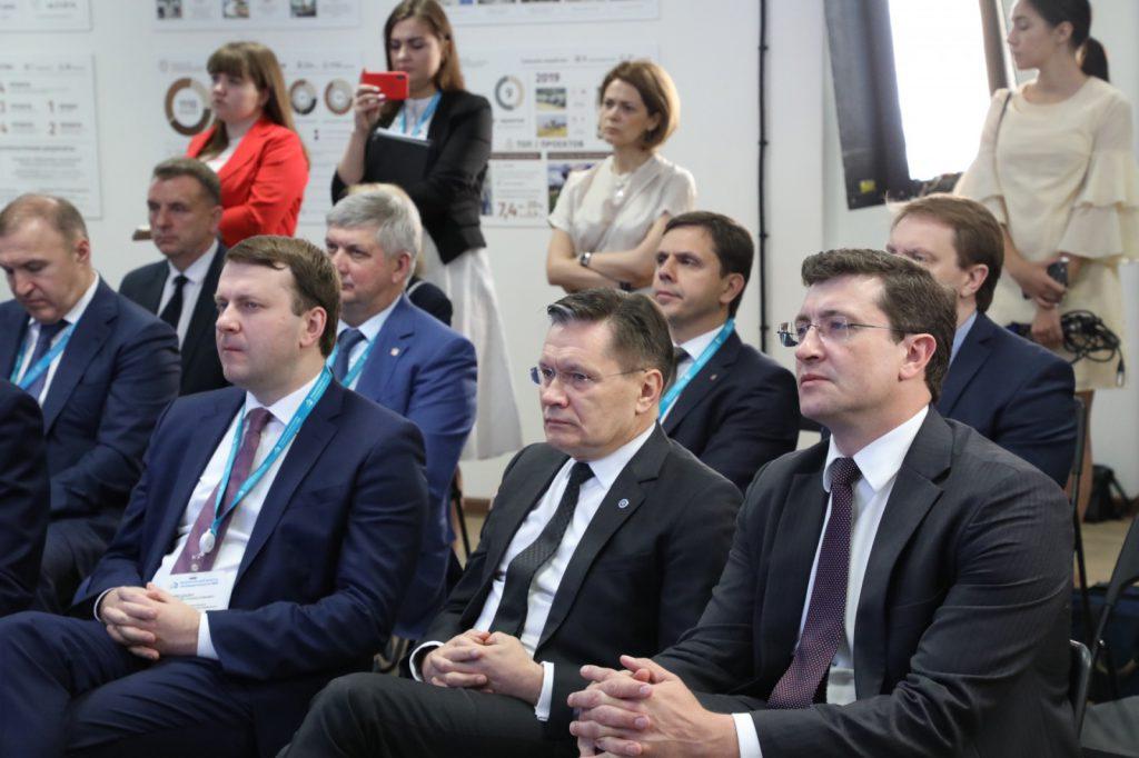 «275 проектов поповышению эффективности предоставления госуслуг реализуется вНижегородской области»,— Глеб Никитин