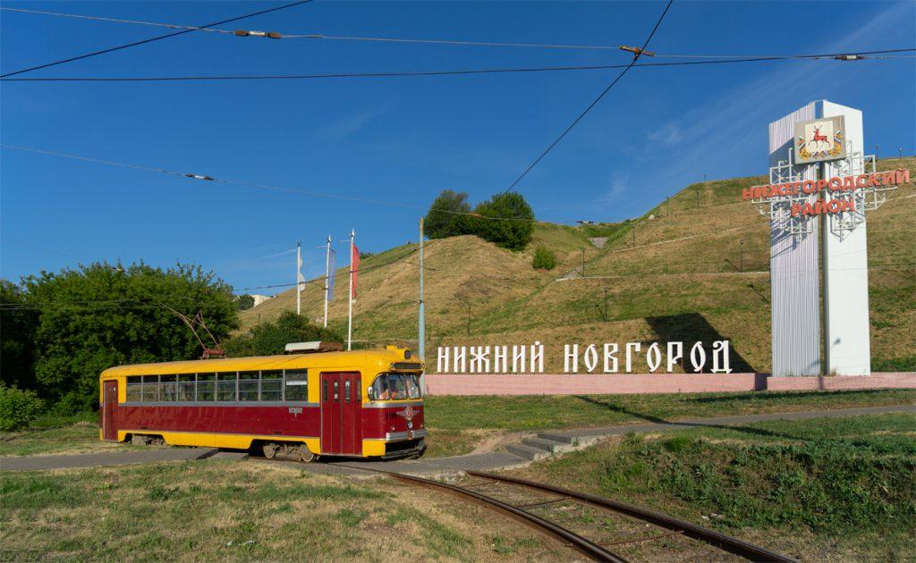 Ретро-трамвай будет курсировать по Нижнему Новгороду в День города